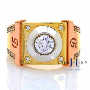 Nhẫn vàng Ý